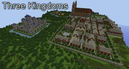 Three Kingdoms Minecraft Map & Project