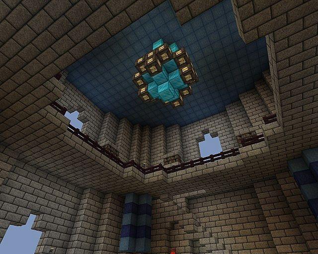 Gryffindor Common Room Minecraft Hogwarts Minecraft Pro...