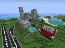 China City Minecraft Map & Project