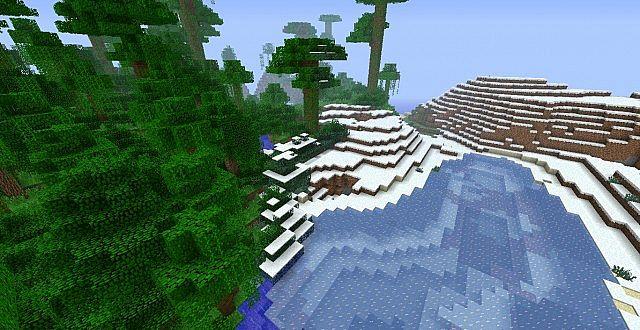 Cool Snowyjungle Seed Minecraft Project