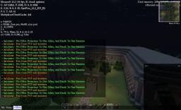 The Shift Glitch Minecraft Blog Post