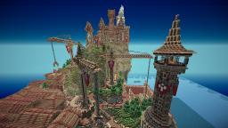 Port Roslund Minecraft Map & Project