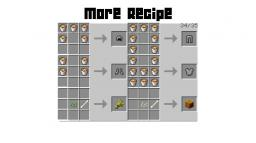 More Recipes Minecraft Mod