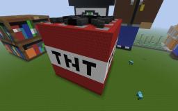 World of Fun Minecraft Map & Project
