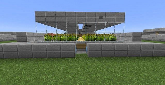 And Potato Farm Minecraft