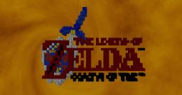 Ocarina of Time Logo Minecraft Project