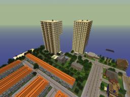 Tekkit City Read Desc Minecraft Map & Project