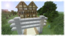 Ornate House Minecraft Map & Project