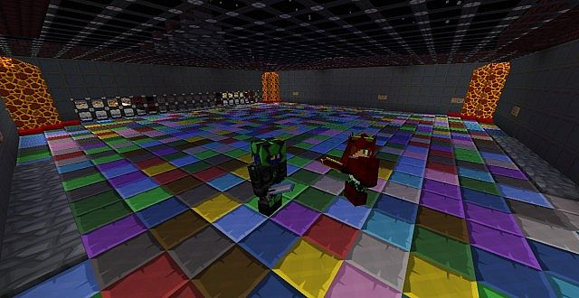 HavocServers PvP Arena at spawn