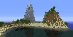 Great Bay Island (Custom Terrain) 1.3.2 Minecraft Project