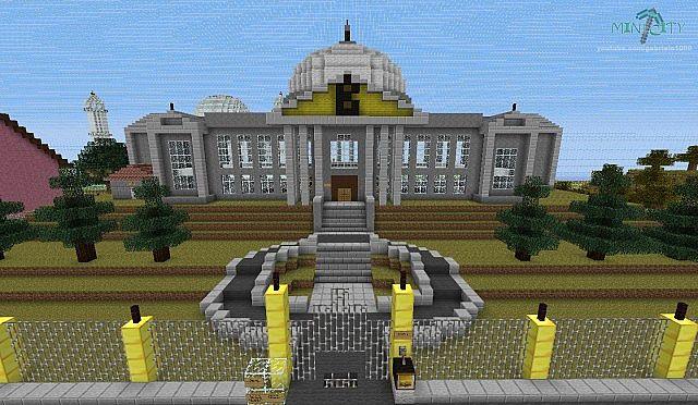 Mr. Burns Mansion