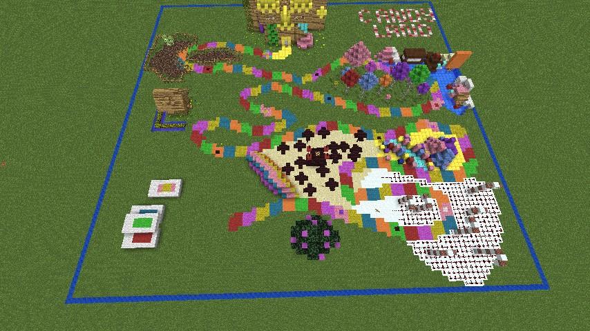 interesting minecraft board game - photo #40