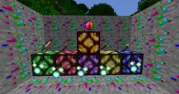 Xtra Lights Mod V1.2 Light up your world! In many colours! Minecraft
