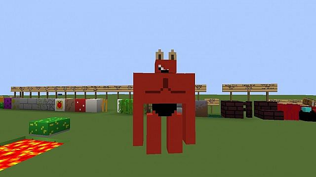 Iron Golem [Larry the Lobster]