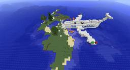 Plane Crash Survival Minecraft Project