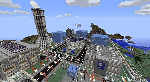 tekkit nuclear power plant v2 minecraft projecttekkit nuclear power plant v2