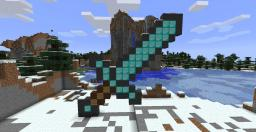 Minecraft Diamond Tools Pixel Art Minecraft Map & Project