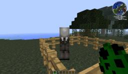 All Slender Man Minecraft Texture Pack