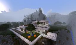Modern Manor Minecraft Map & Project