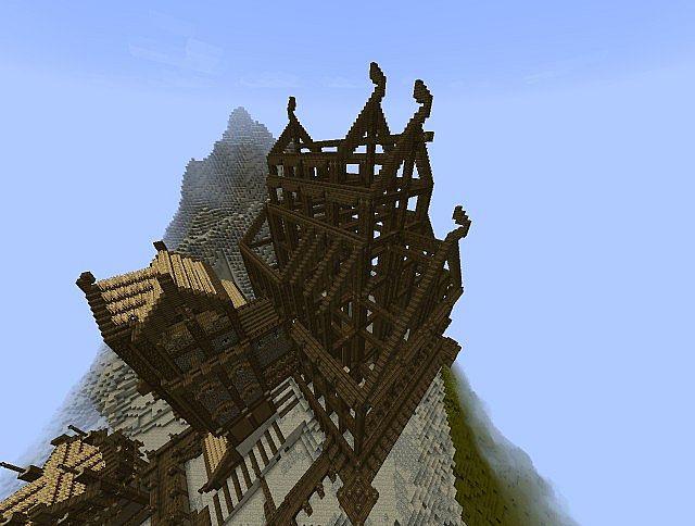 Constructing Main Building (skeleton)