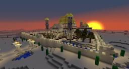 Valley of Kings - Ancient Desert City Minecraft Map & Project