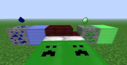 Minecraft Enchanted Minecraft Texture Pack