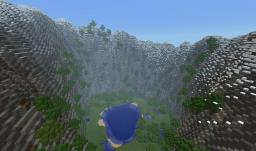 Paradise Island( Ores, Jungles, Beaches) Minecraft Map & Project