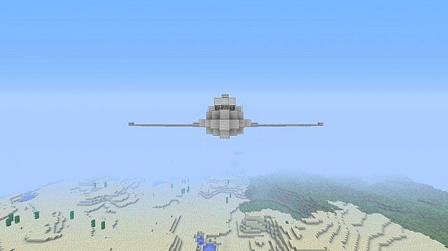 Jet Privato Minecraft : Private jet minecraft project