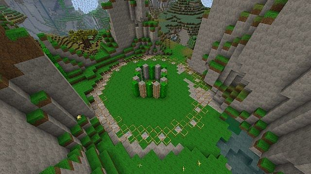 Minecraft Hunger Games Big Map 1 Minecraft Project
