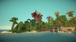 Island of the Giants Minecraft Project