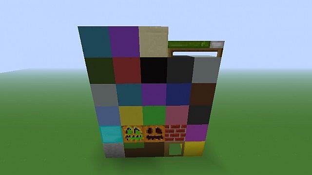 Simple-Creeper-Craft Minecraft Texture Pack