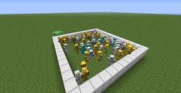 robot mob mod.v1.1 Minecraft Mod