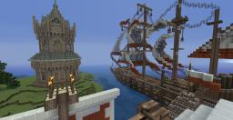 Francilia Minecraft Map & Project