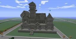 Manor Special Hallowen Minecraft Map & Project