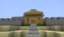 Nostalgia Cure Texture pack 1.3.2 Minecraft Texture Pack