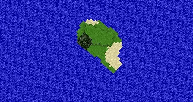 Survival Island View!
