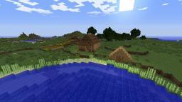 Starter World 1.3&1.4.2 Minecraft Map & Project