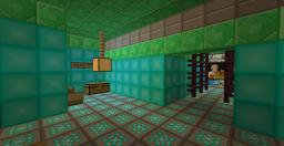 Diamond Fortress Zombies Minecraft Map & Project