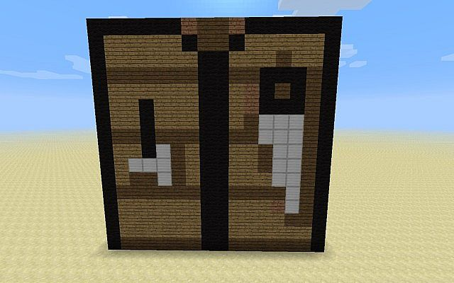 Giant crafting table jukebox minecraft project - Crafting table on minecraft ...