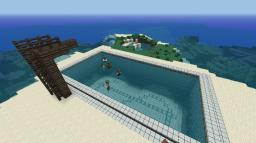 The Goblin Seaside Pool Minecraft Project