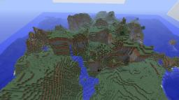 Epic world seed Minecraft Project