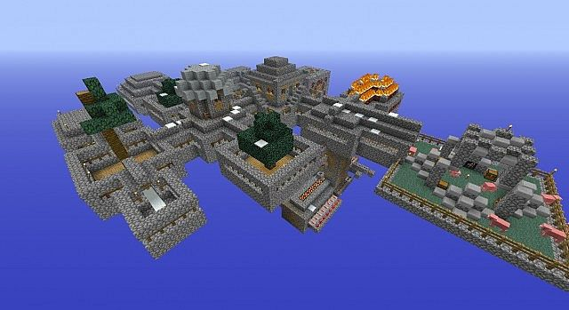 Community Build Server Minecraft