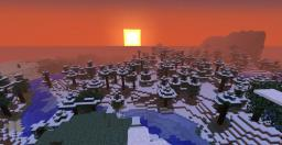 Spawn for the new server Minecraft Map & Project