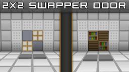 2x2 Swapper Door - New type of door + Tutorial Minecraft Map & Project