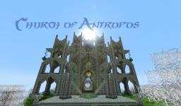Church of Antropos Minecraft Map & Project