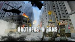 Brothers in Arms-Movie (COD4) DONE! Minecraft Map & Project