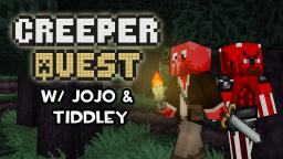 Lets Play: Creeper Quest w/ Tiddley Minecraft Blog