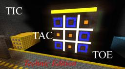 Tic-Tac-Toe: Technic Edition Minecraft Map & Project