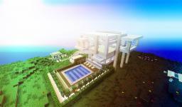 ModernTopia (Old vs Modern) Redstone Battle Minecraft