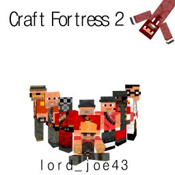 Craft Fortress 2 [64x64] Minecraft Texture Pack